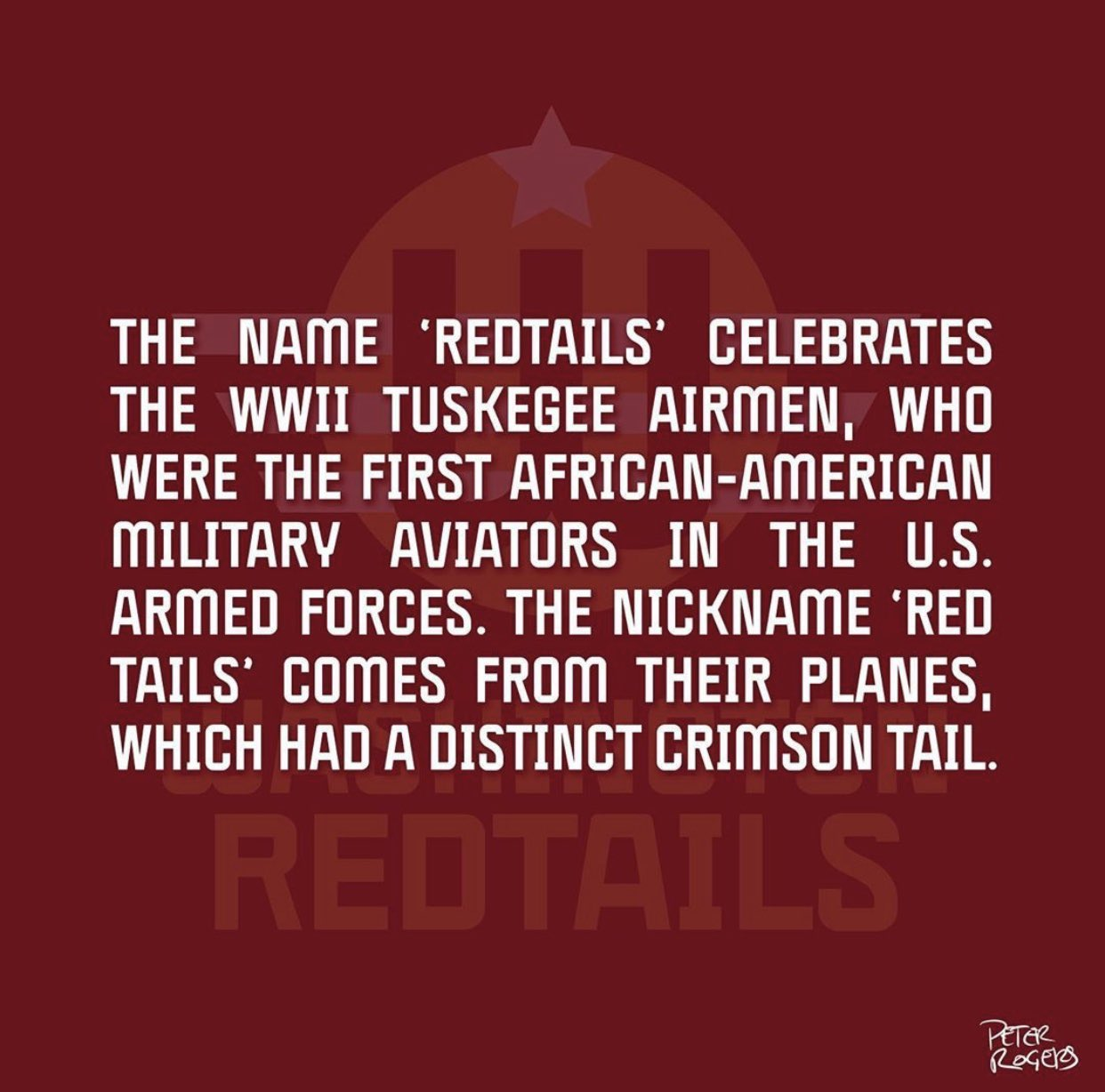 #1,759 - The Washington Redtails
