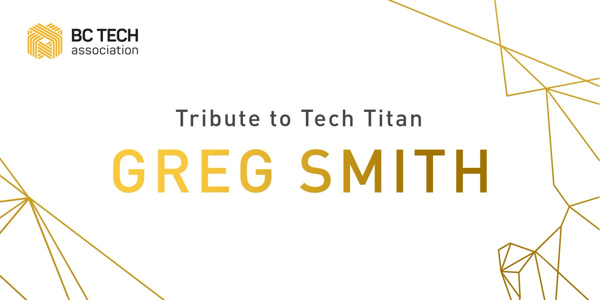 A great profile from @wearebctech that highlights the incredible impact that Greg Smith has had on BC's tech ecosystem. Read it now 👇