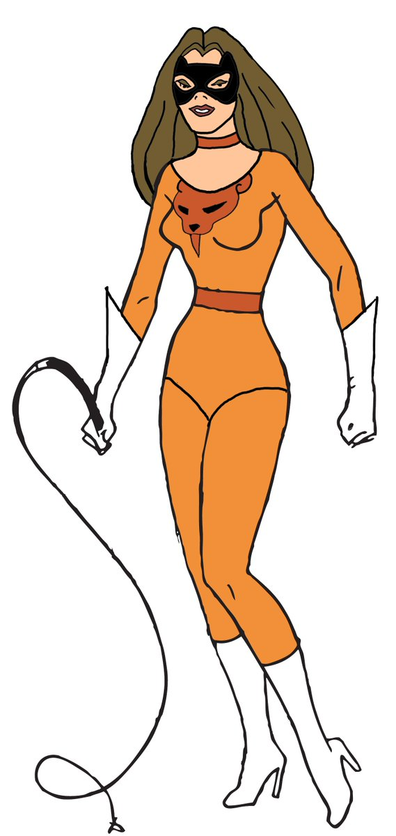 Filmation's Catwoman in the 1970s