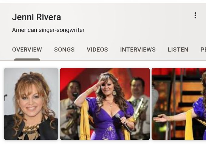 Happy Birthday to Jenni Rivera   We all missed you