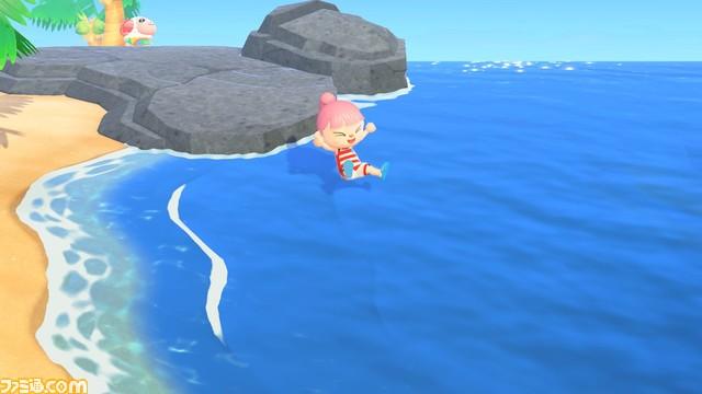 test ツイッターメディア - 【あつ森】無料アップデートが本日(7/3)10時から配信開始。島の海で泳げるように!  #あつまれどうぶつの森  https://t.co/8EKsrWQypk https://t.co/rdWaFne9Xm
