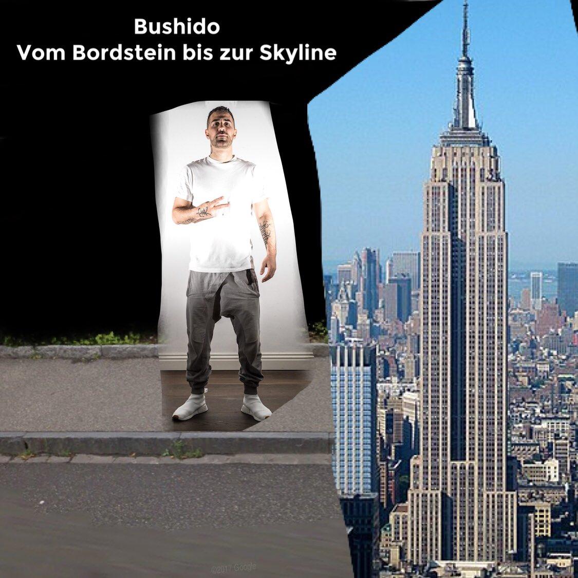 Bushido - Vom Bordstein bis zur Skyline  designed by Virgil Abloh pic.twitter.com/CMEr6NDsJe  by joni