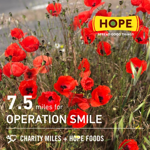 #FiftyFans @fiftys_fitties I Zumba & Pilate'd 7.5 @CharityMiles for @operationsmile. Thx @HopeHummus for sponsoring me! #SpreadHope <br>http://pic.twitter.com/SSkgdqsT0N