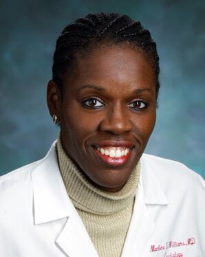 We are excited to announce that our own Dr. Marlene Williams has been named as the new Clinical Director of Cardiology @HopkinsBayview 👏🏻👏🏻 #WIC @HopkinsMedicine @HopkinsMedNews