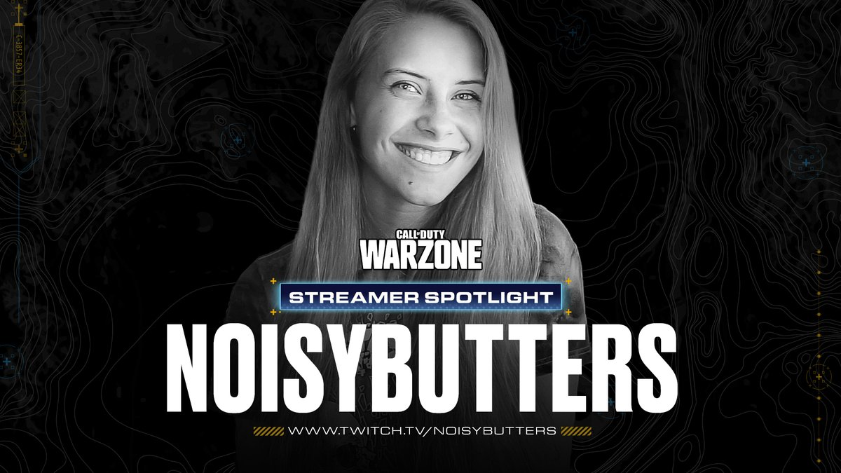 Let the shenanigans begin. Watch @NoisyButters jump into Season 4 of #ModernWarfare and #Warzone twitch.tv/noisybutters