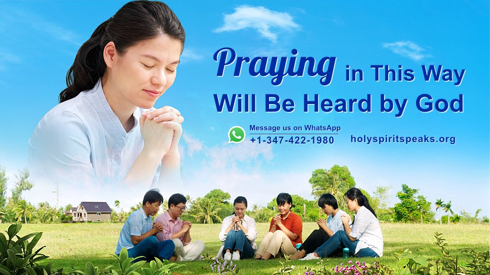How to Pray Effectively So That God Answers Our Prayers? Do you know the key to welcome God?     As Christians, how much we desire the Lord to return as soon as possible.            https://www. holyspiritspeaks.org/testimonies/th ree-methods-on-how-to-pray/?source=ustt   …  #voiceofGod #childrenofGod #childrenofGod<br>http://pic.twitter.com/9VeD7GEenp