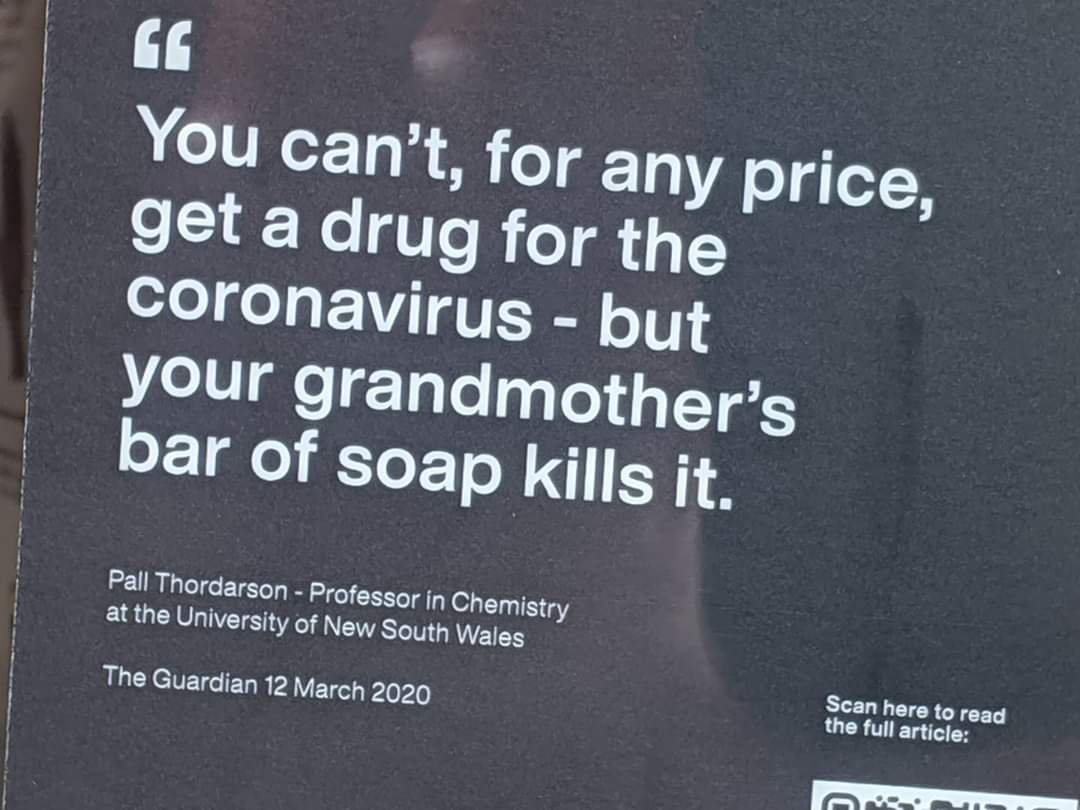 A friend spotted this quote from me on a shop window in Portugal;-) <br>http://pic.twitter.com/UcEtalwD21