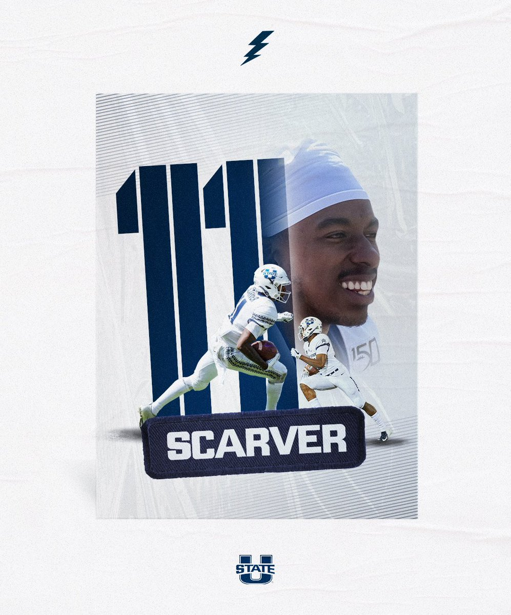 Can't catch lightning! ⚡️ @SavonScarver 5 KO Return TDs 1,980 KO Return Yards #AggiesAllTheWay