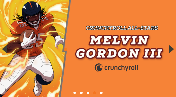 Melvin Gordon is haunting me everywhere now. <br>http://pic.twitter.com/E1vZnV794A