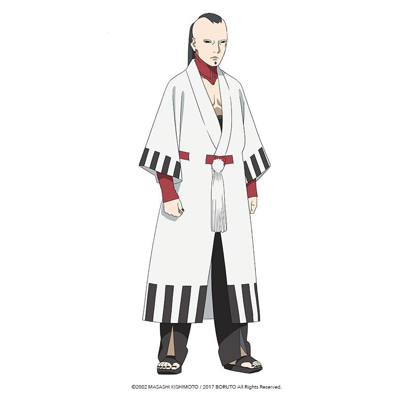 Meet Jigen, Victor and Deepa, the latest members of Kara to be revealed in the upcoming arc of Boruto: Naruto Next Generations!  pic.twitter.com/AAlvI6iSwR  by VIZ