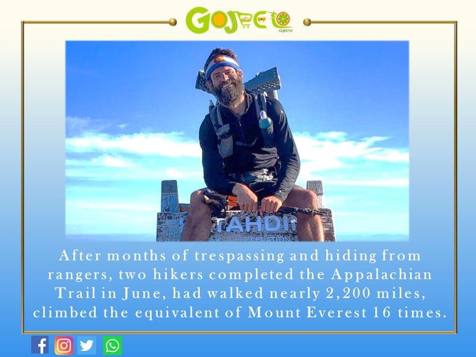 𝐓𝐡𝐞 𝐀𝐝𝐯𝐞𝐧𝐭𝐮𝐫𝐨𝐮𝐬 𝐅𝐫𝐢𝐝𝐚𝐲!!   Via: https://bit.ly/3dU66fn  #theadventurousfriday #andrewunderwood #hiker #hiking #hikingadventures #hikingtrails #hikingislife #trekking #lifeofadventure #adventuretime #adventuregoals #hikinggoals #gojeetopic.twitter.com/4i66I2uHMn