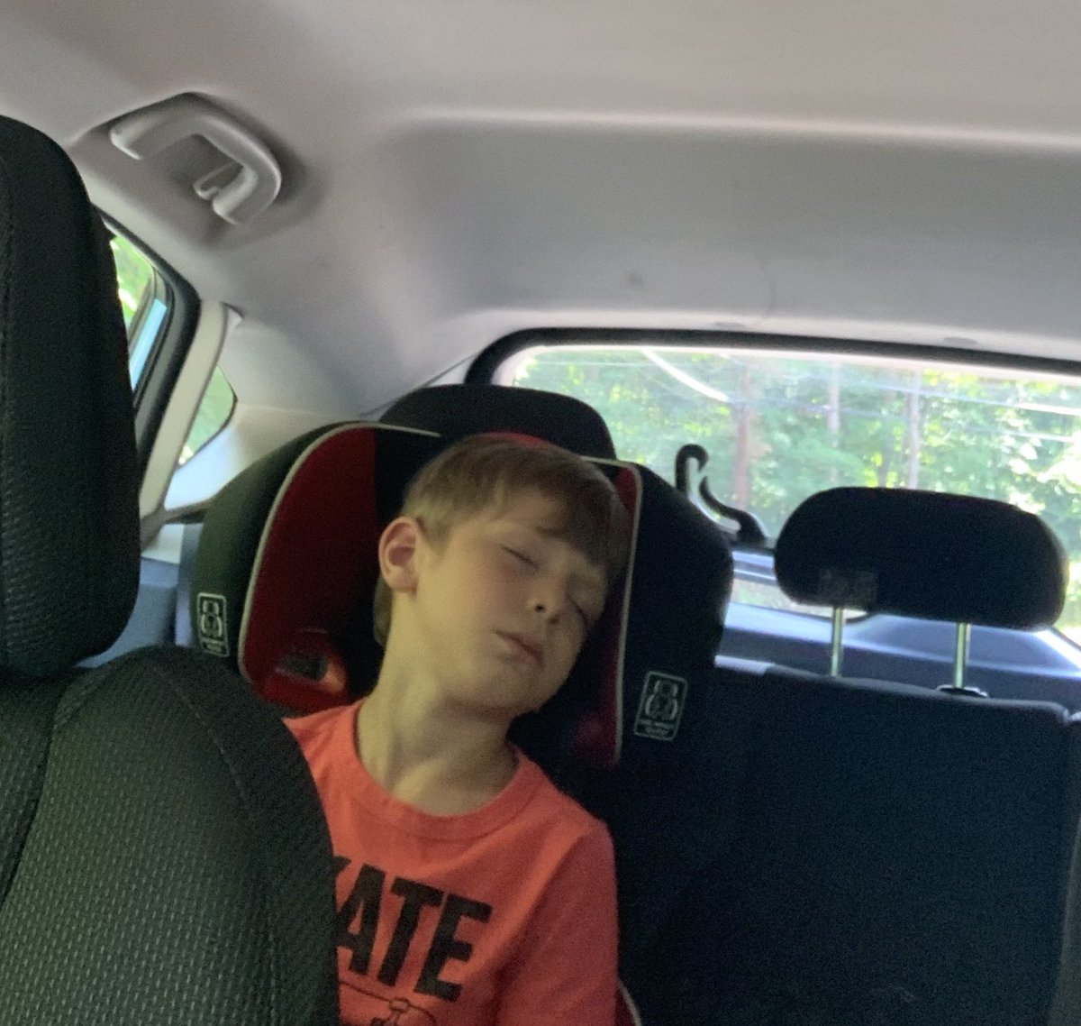 Once again Mimi exhausted my grandson after 2 night sleepover. #family @CnickelsonHp @ManeatGrass @LindaLeeKing @lagaviota521 @suziday123 @Ophelia160 @TipsOnActing @EngRoseBoutique @AnneAnd59185576 @Dytig @BestEverYou @ellamayblue @confessions_cup<br>http://pic.twitter.com/qbnLjcNQTj