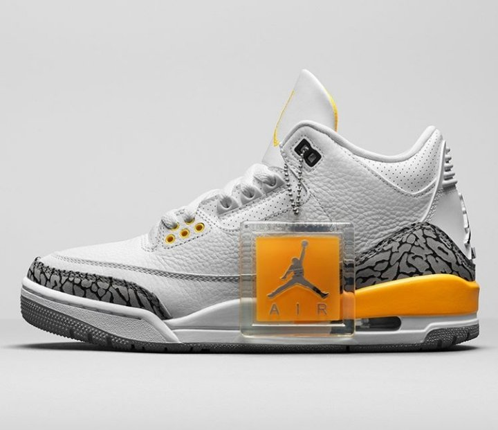 "J 3's ""Laser Orange"". #SneakerHead #SneakerCommunity #Fashion #SneakerLife #SneakerCon #Passion #SneakerGang #Sneakerchase-YES SIR!!!pic.twitter.com/e2Dr3SwRdF"