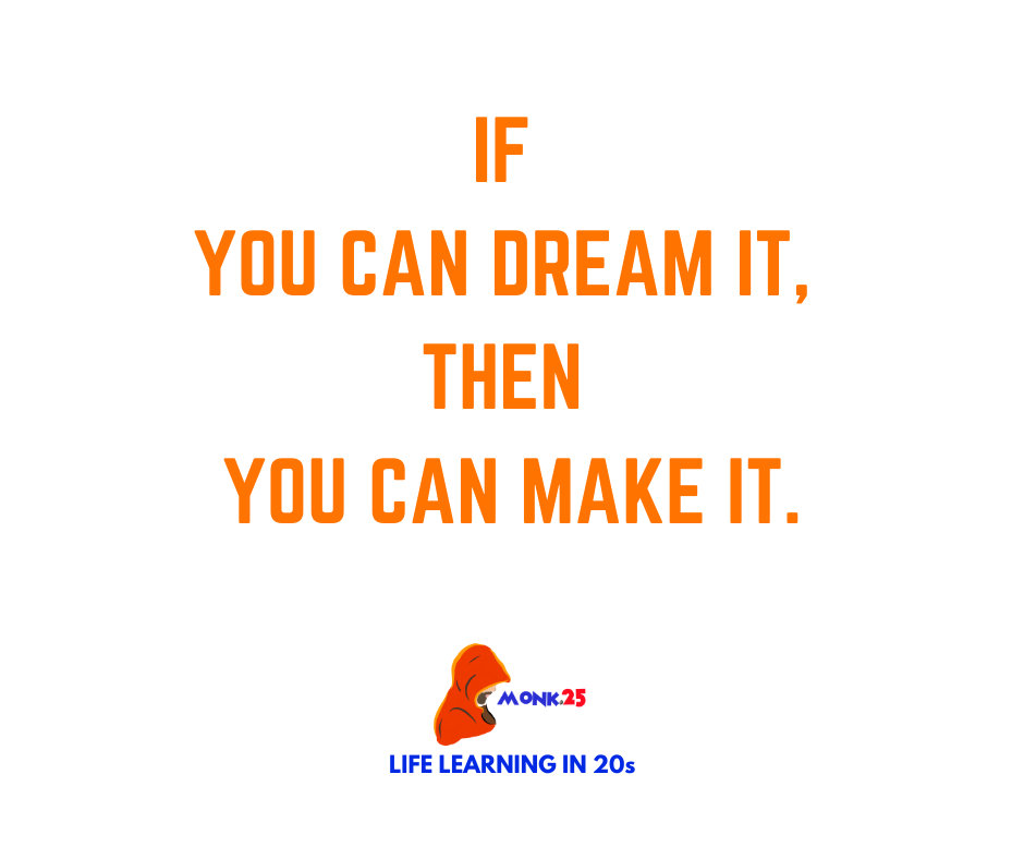 If you can Dream it, Then you can make it.  . . #inspiration #Motivation #positiveenergy #motivational #positivethinking #drembig https://t.co/bKfhBNYsIe