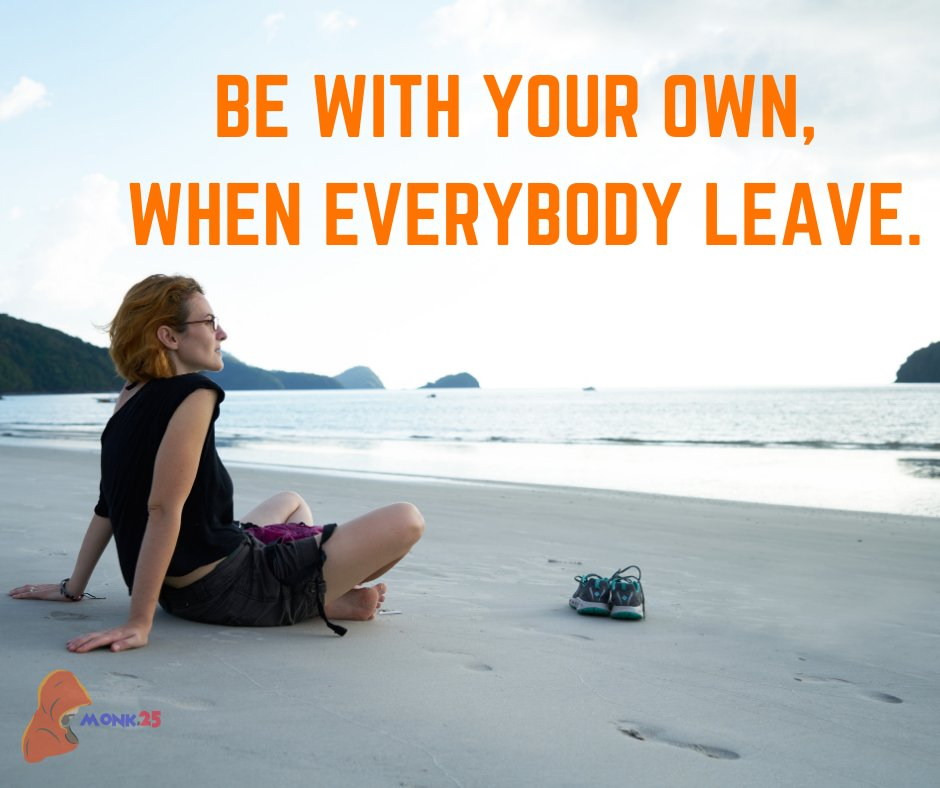 Be with your own, When everybody left.  . #selfcare #selflove #believeinyourself https://t.co/lI8UEkExlZ