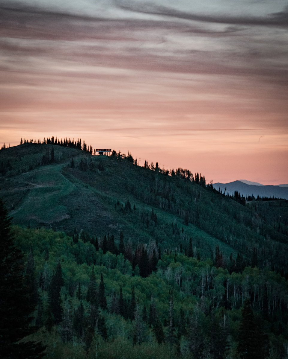 Even the longest day of the year has to come to an end. Happy summer solstice from #DeerValley. | 📷: Ztc770 https://t.co/ZiHxSYi7a7