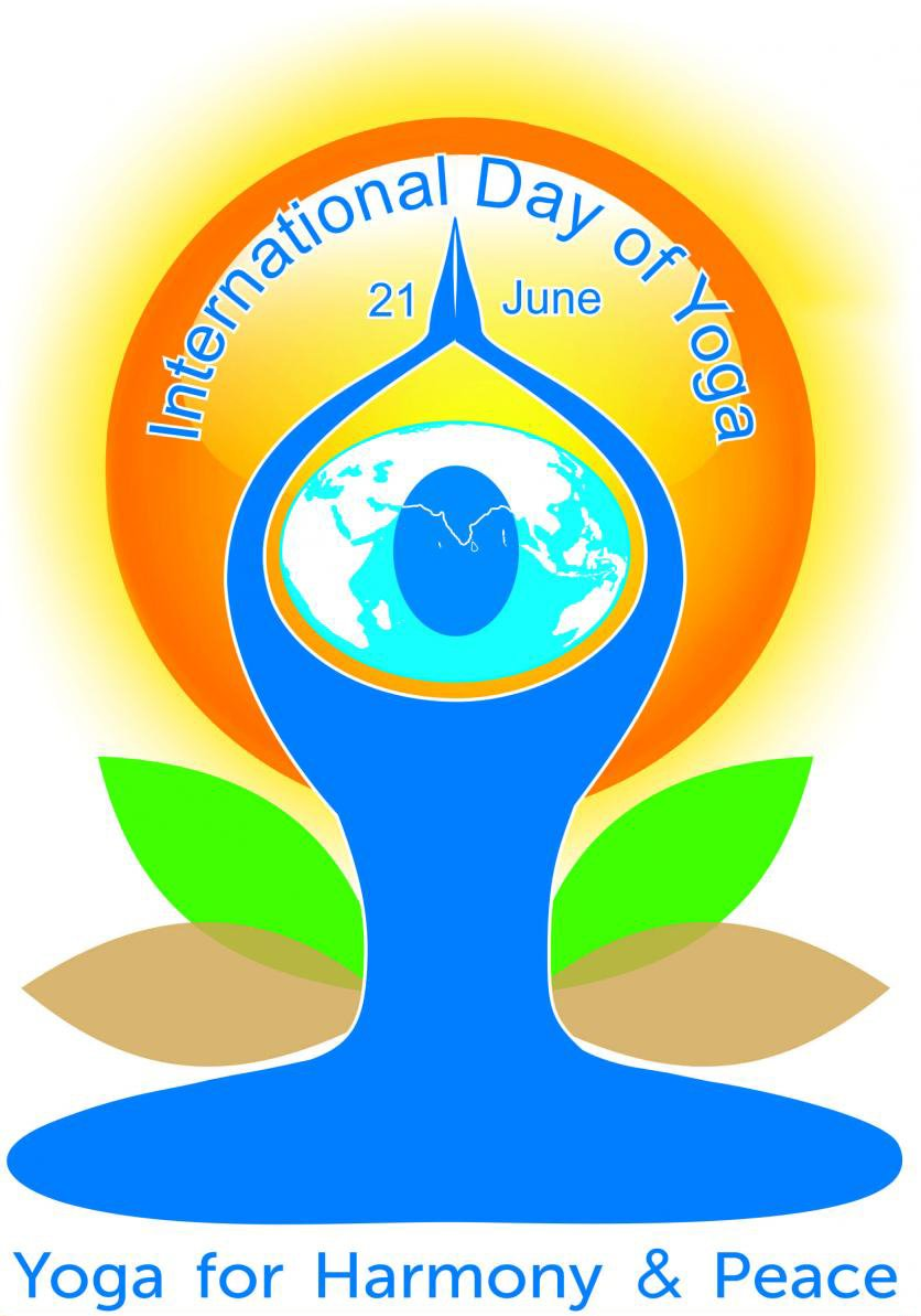 Awakening the spiritual entity within the physical body. Greetings to all on the occasion of the 6th International Day of Yoga #IDY2020