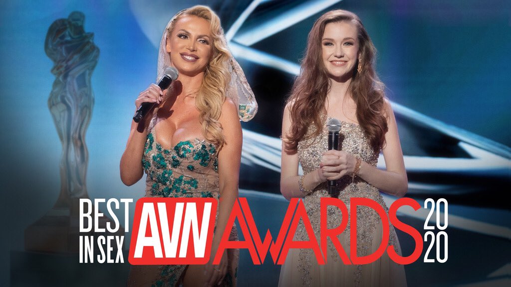Tonight! Be sure to check out the Best in Sex: 2020 AVN Awards presented by MyFreeCams Hosted by @nikkibenz and @TheEmilyBloom Check your local listings for station and time.