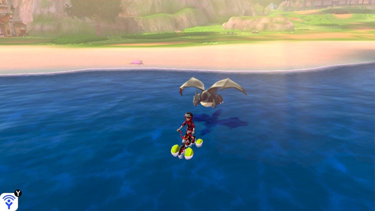 飛んでるポケモン 剣盾