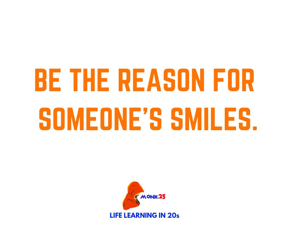 Be the reason someone smiles.  . #begood #positivethinking #positivethinking #PositiveVibesOnly https://t.co/rWb7BYzz3X