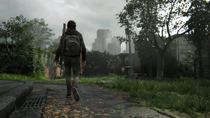 1 pic. Could we appreciate the amazing looks of #TLOU2 for a second? All these pics I made with the photomode