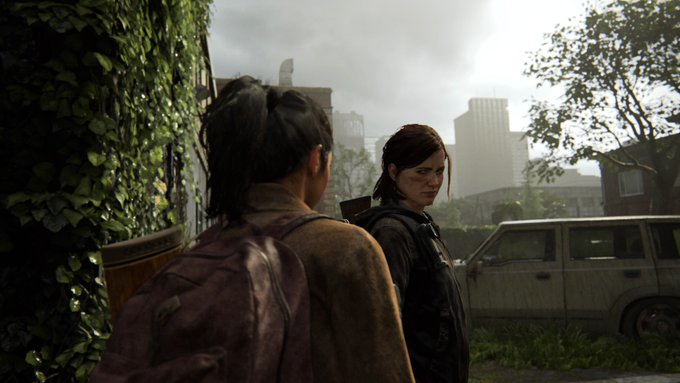 2 pic. Could we appreciate the amazing looks of #TLOU2 for a second? All these pics I made with the photomode