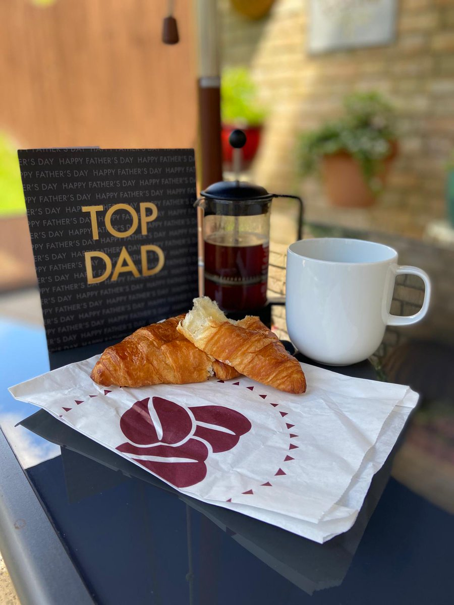 To all the Top Dad's out there, here's to you ☕️❤️ https://t.co/0n9sp74ePf
