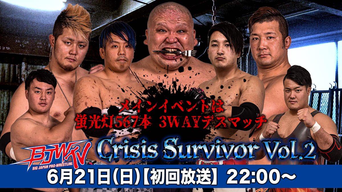 """""""Crisis Survivor Vol. 2"""""""