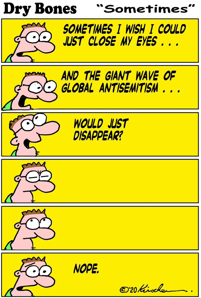 Yaakov Kirschen (@drybonescartoon)   Twitter
