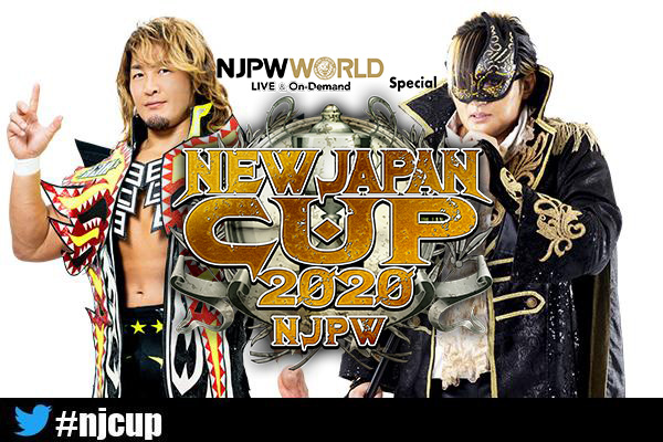 Cobertura: NJPW New Japan Cup 2020 – Day 3 – Todos saúdem o imperador!
