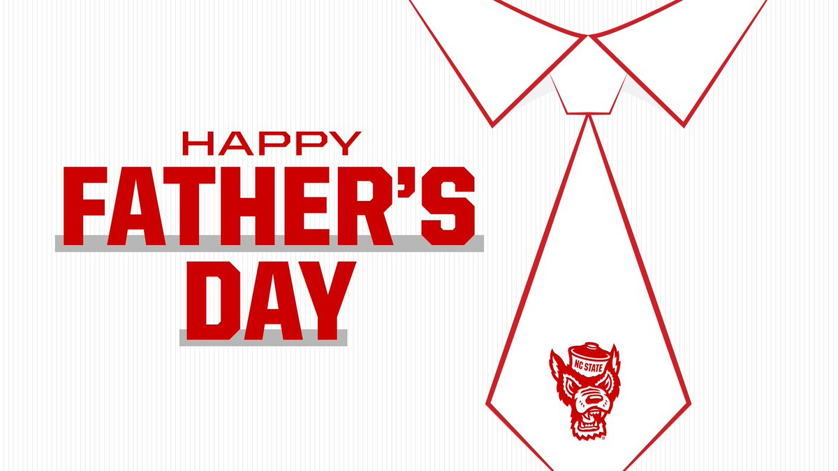 #HappyFathersDay from the Pack! https://t.co/56ODhRYT4g
