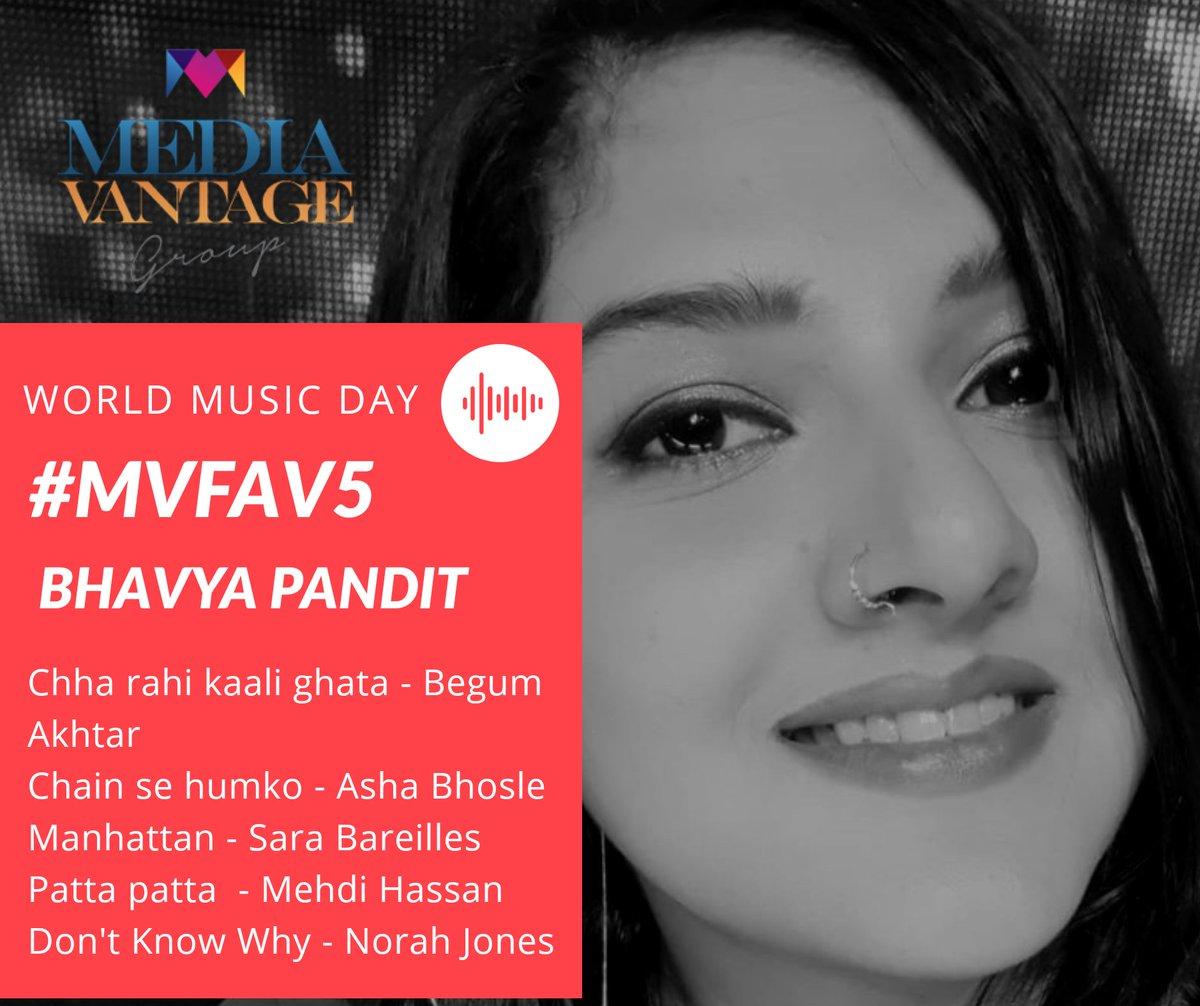 Happy World Music  Day !!!   #mvexclusive #worldmusicday #mvfav5 #artistmanagement #englishsongs #hindisongs #favoritemusic #happiness  #viral #share #like #newpost #bhavyapandit #begumakhtar #ashabhosle #sarabareilles #manhattan #mehdihassan #dontknowwhy #norahjonespic.twitter.com/GBTS9BUYW2