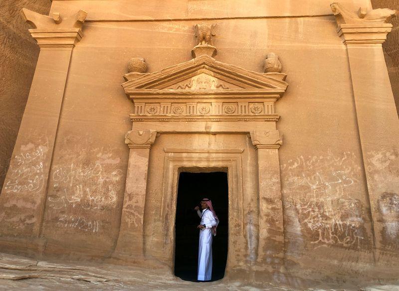 Saudi Arabia to launch $4 billion tourism development fund https://t.co/kGHZopFvzV https://t.co/rAc6LLjQOH