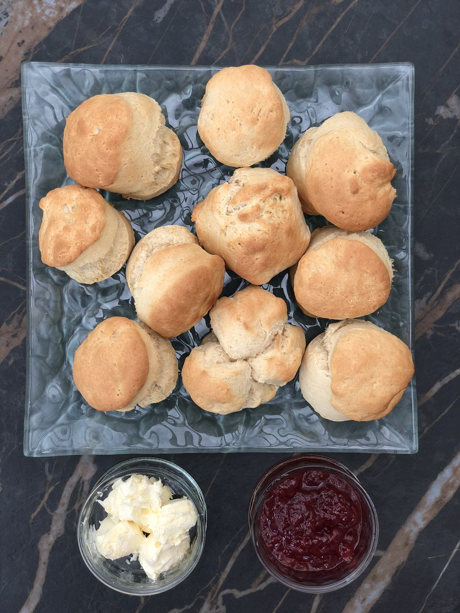 ❤️ They baked me scones ❤️