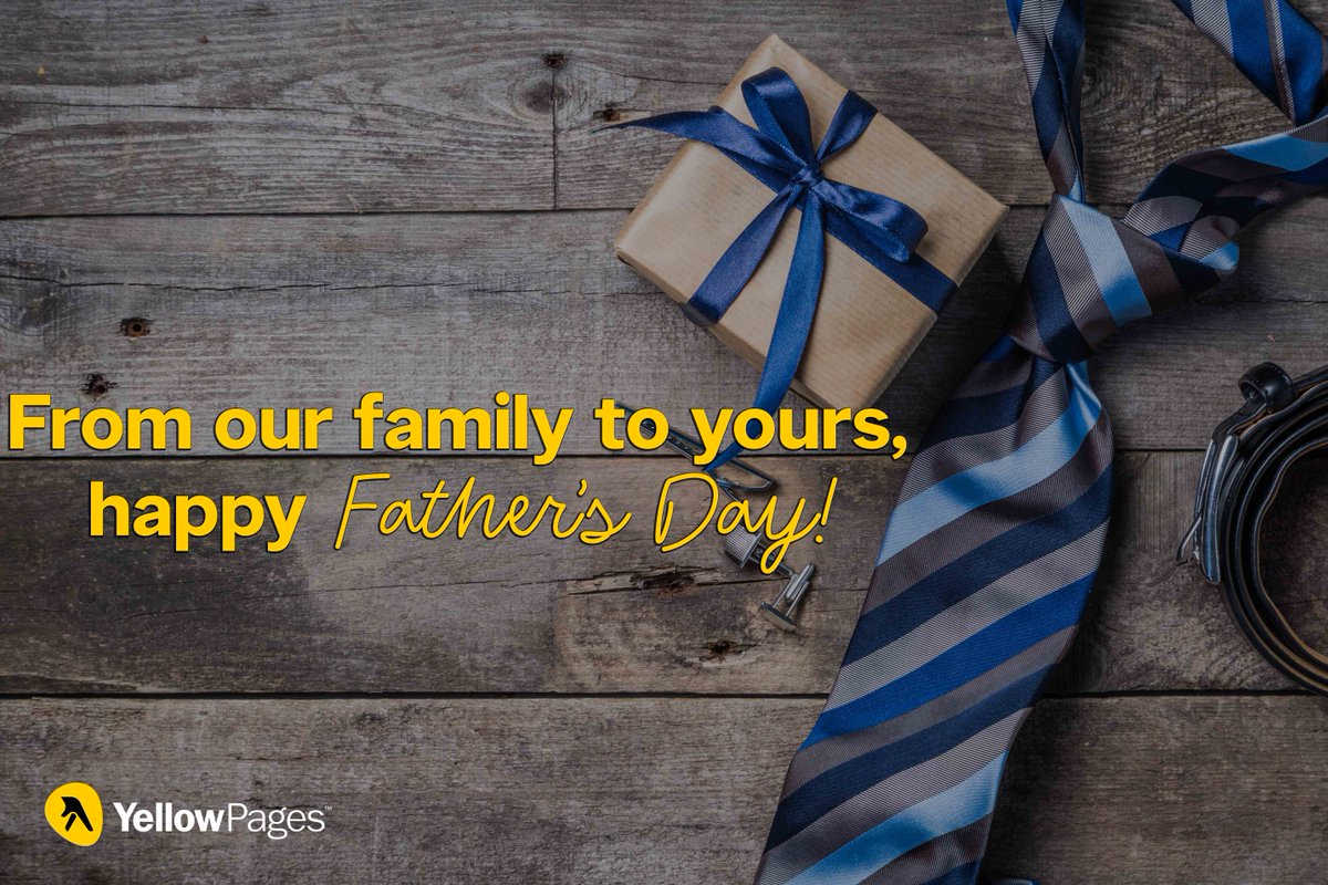 Wishing a happy Father's Day to all the dads out there. Hope you are all surrounded by those you love on this day! https://t.co/ryAg2YwJBH