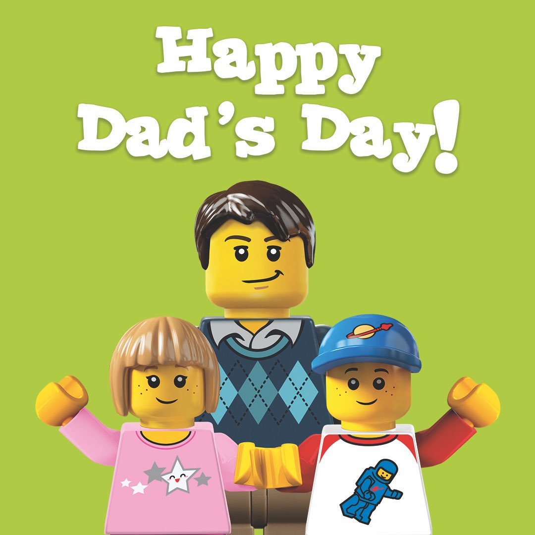 Happy Dad's Day from all of us at #LEGOLANDDubai! We hope you have a bricktastic day! https://t.co/yYomfzSnlO