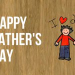 Image for the Tweet beginning: Happy Father's Day from all