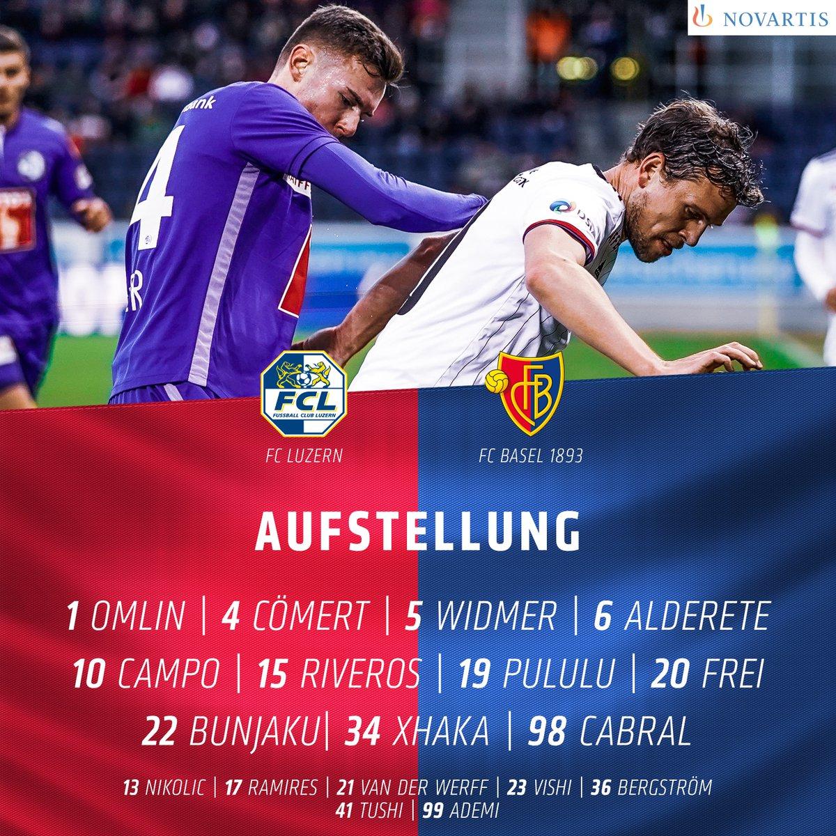 So starten wir in den Liga-#restart 💪🏼 #FCBasel1893 #zämmestark #rotblaulive https://t.co/ZHckijUzNj