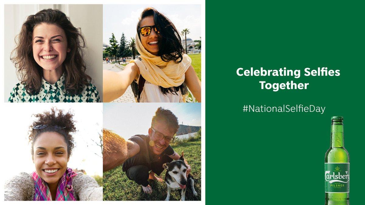 Let's see yourbest selfies.🤳📸  #NationalSelfieDay https://t.co/VQEEKQKlqB