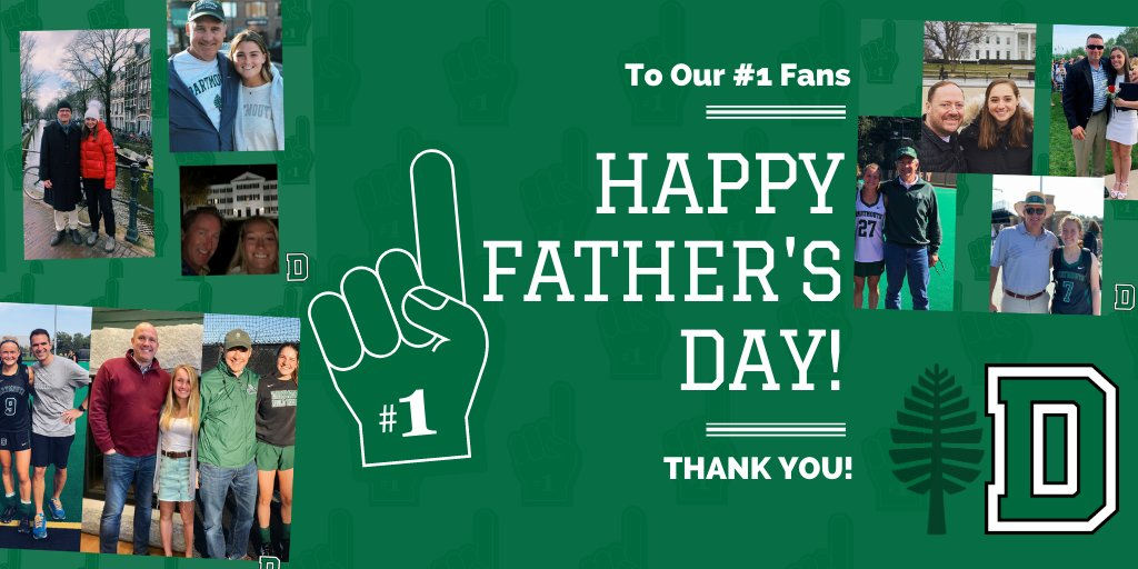 Happy Father's Day! Thank you for your continued love and support with everything we do.💚  #hockeyfamily #FathersDay #GirlDad https://t.co/1ecRnVQELn