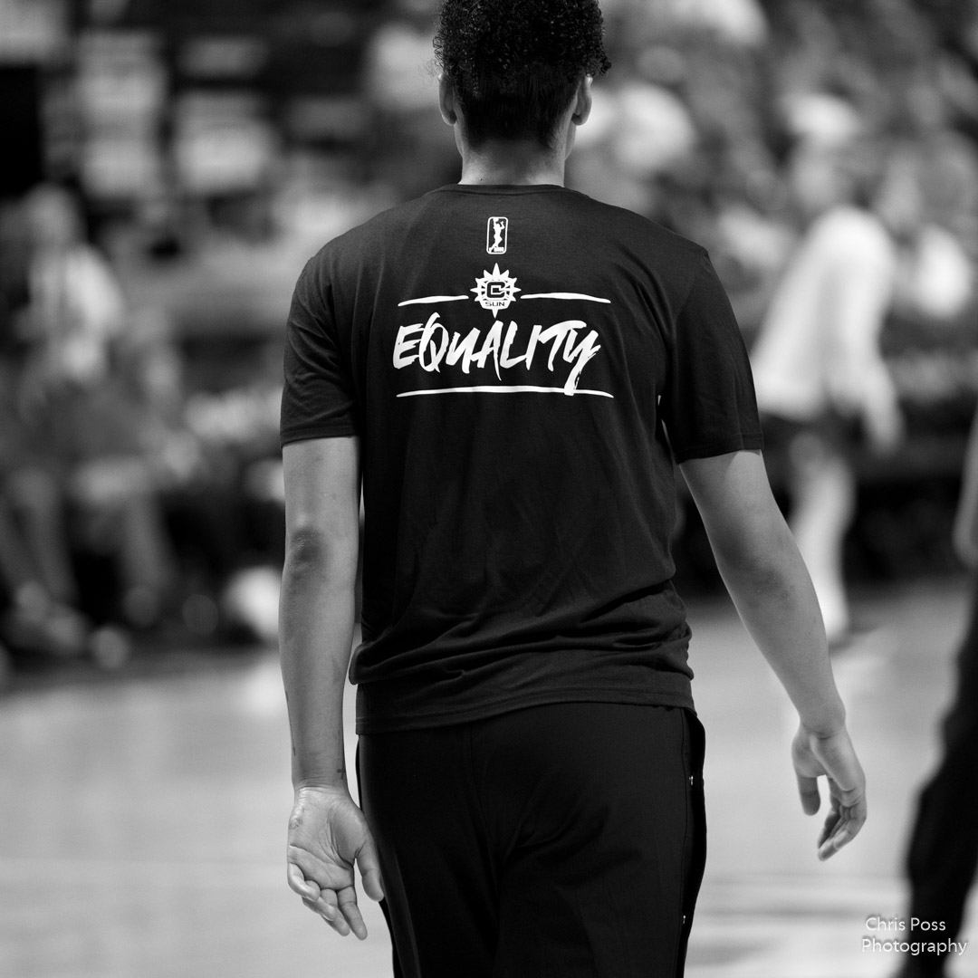 Keep your foot on the gas. This week the @ConnecticutSun  launched the year-round #ChangeCantWait program. Find out more at https://t.co/ccImAXGKJl  #WNBARewatch today 4pm ET on NESN @ConnecticutSun vs @seattlestorm https://t.co/MJHoluw8in