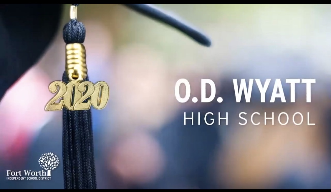 Congratulations to the Class of 2020!! @InsideFWISD