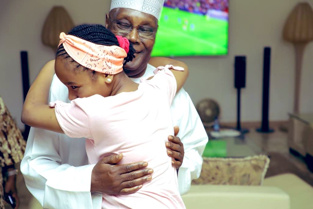Seasons of uncertainties such as we are currently facing can be overwhelming for fathers and indeed their families. It has tasked the ingenuity and endurance of many, especially the most vulnerable. But be assured that even this storm shall pass away. Happy #FathersDay https://t.co/caWLyyxRbL