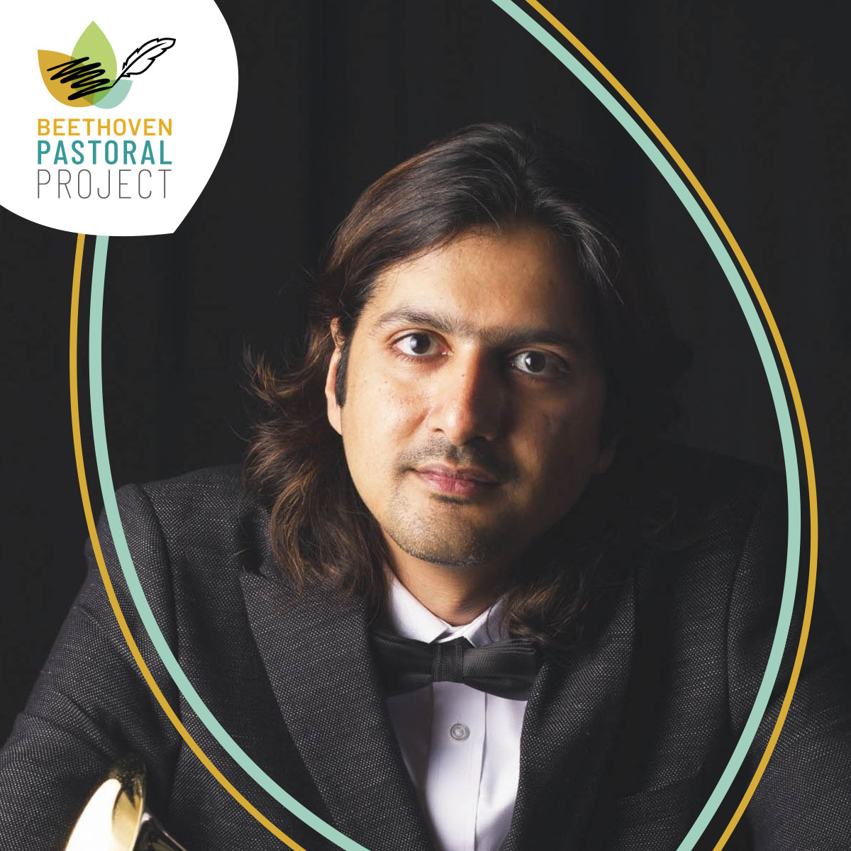 """Meet @rickykej the Indian crown prince of contemporary classical music! He's featured within the @DeutscheWelle film """"Sound of Nature"""" - feel free to enjoy the following video about his take on environmental protection  https://t.co/4gaWydAsE8 https://t.co/vOiYdPBHML"""