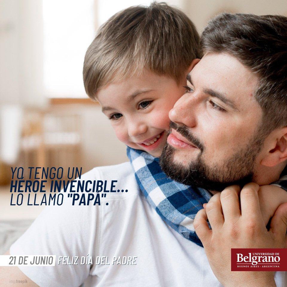 Algunos héroes no tienen capa, a esos los llamamos papá. ¡Feliz día del Padre! 👨💼👨👦👨🦳#FelizDiaDelPadre #diadelpadre #FathersDay #HappyFathersWay https://t.co/2qxZ2d5D6I