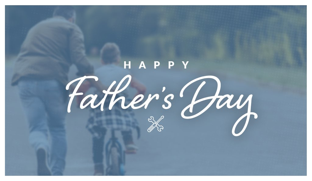 Wishing a Happy Father's Day to all of our #NY21 dads!