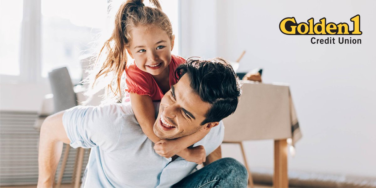 To all the hard working dads, dads to be, and those who fill that role, you inspire us with the amazing things you are doing. From all of us at Golden 1, we wish you a Happy Father's Day! ☝💙 https://t.co/9k6fFZkOlo