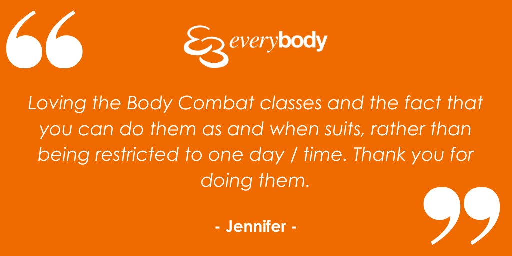 If you would like to catch up on any of our live #exercise classes or do them on a different day & time throughout the week, like Jennifer, we upload them to our YouTube channel: Everybody Leisure, all free of charge. Find out more here: https://t.co/QOl9RQoL7s https://t.co/dSo91T3Mbh
