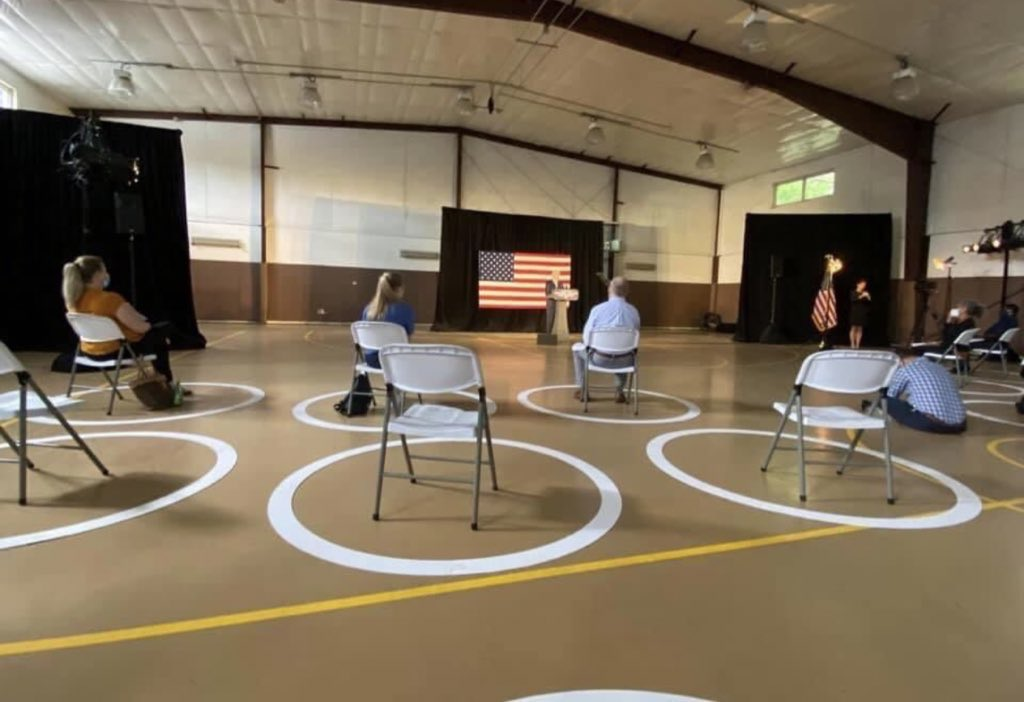 No one shows up for Biden event in Duluth? Where?s the crowd, Joe? (twitter.com)