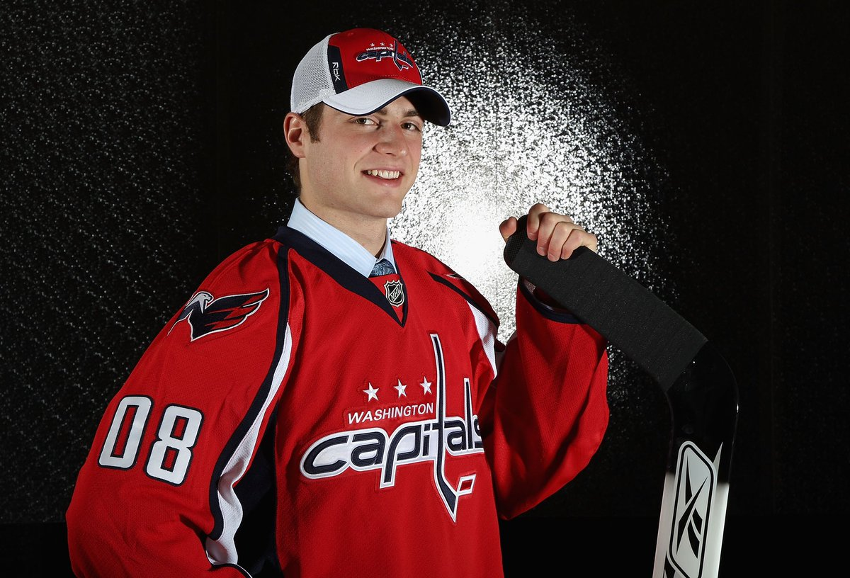 Washington Capitals On Twitter Otd In 2008 The Caps Selected Braden Holtby With The 93rd Overall Pick In The Nhl Draft Allcaps